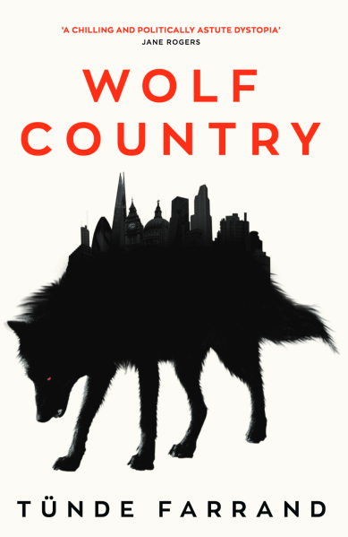 wolf country book cover Tunde Farrand
